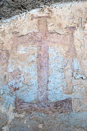 Cruz de Jerusalén de las lagunas de Ruidera