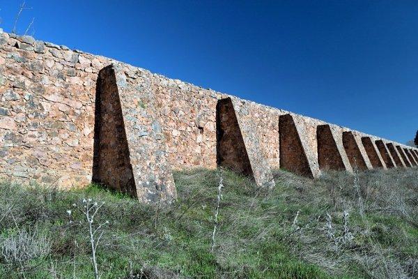 La Gran Muralla de las Lagunas de Ruidera