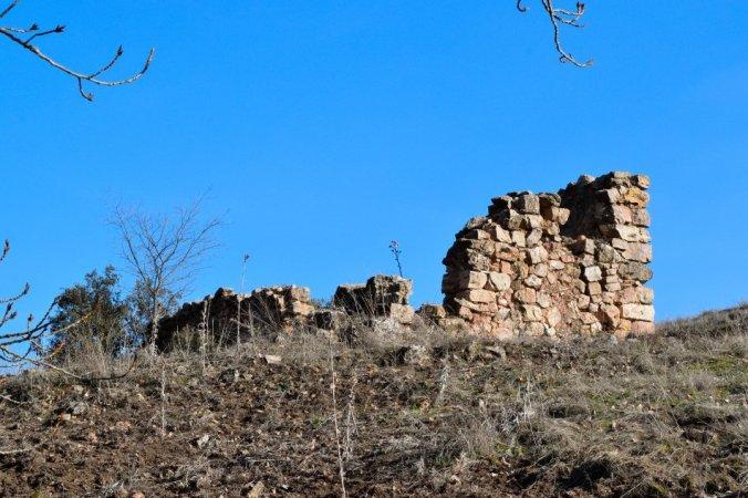 Ruinas de la Casa del Cerro