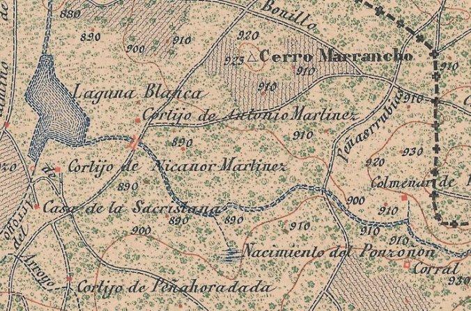 El nacimiento del Ponzoñón en 1887