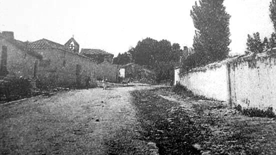 Antigua iglesia de Ruidera