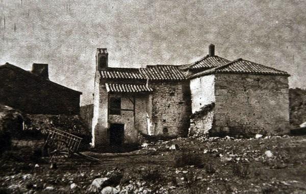 Ermita de San Pedro de Sahelices, 1926