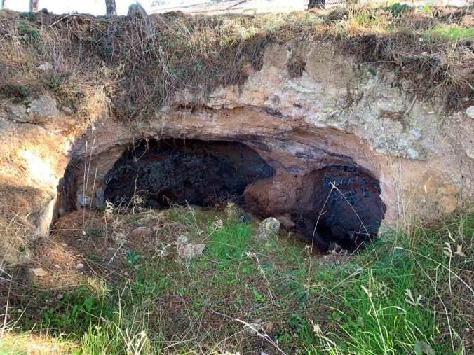 Cuevas de los últimos pescadores de las Lagunas de Ruidera