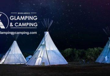 REvista glamping y camping