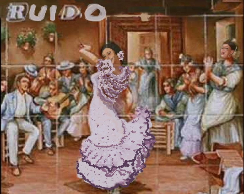 flamenca tabla
