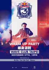 3style Warm Up Party