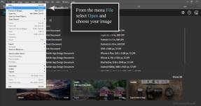 Photoshop, tutorial, Canvas, artwork, step by step, display artwork