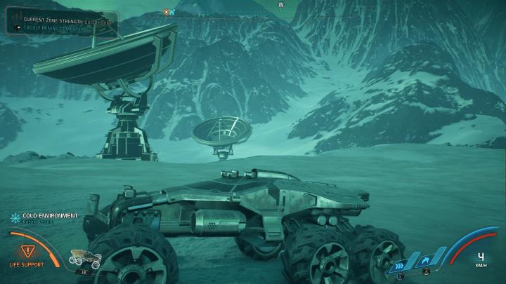 Nomad on Voeld