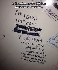 Bathroom Stall Humor Is There To Entertain If You Ever ...