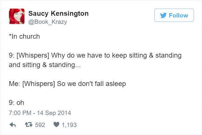 These Mom Tweets Prove That Raising Kids Is A Hilarious