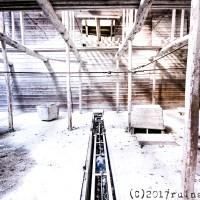 白石工業桑名工場-藤原鉱山(三重県いなべ市)