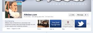 Aweber FB Page