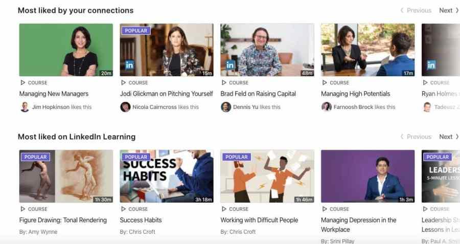 linkedin learning reviews