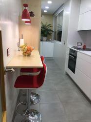 barra cocina barras pared cocinas desayunadora medidas desayuno ambientes separar verde