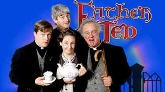 Father Ted TV Series