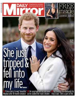 Daily Mirror 28.11.2017