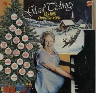 Mrs Mills - Glad Tiddings