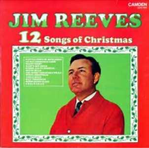 17 Jim Reeves 12 Songs of Christmas