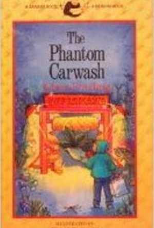 20 The Phantom Carwash - Chris Powling