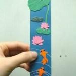 Закладка для детских книг своими руками
