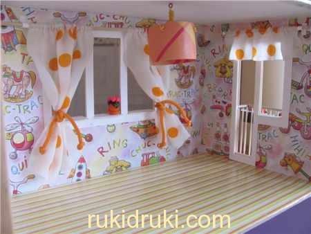 18 Как сделать мебель и дом для кукол