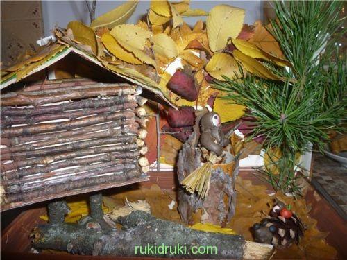 Руки дрюки Композиции из природного материала - Руки дрюки