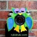Прибабах на объектив детского фотографа