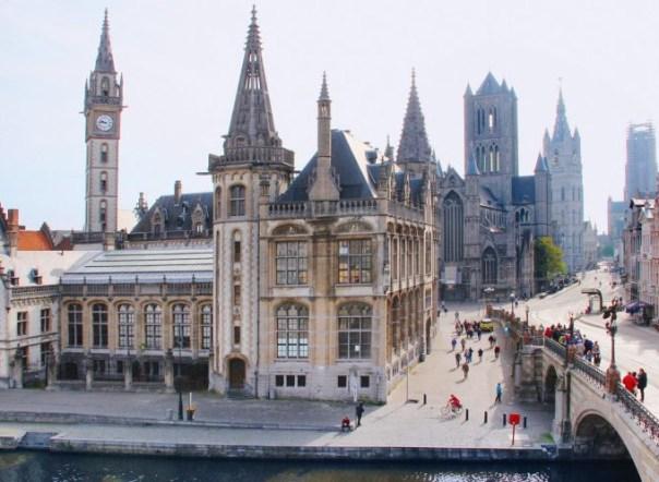 9 лучших однодневных поездок из Брюсселя