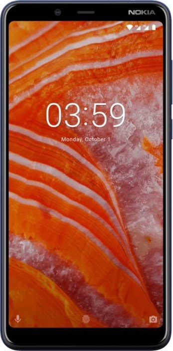 Nokia 3.1 Plus (Blue, 32 GB)