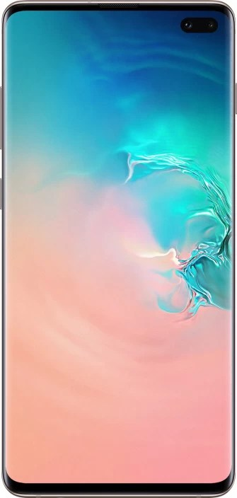 Samsung Galaxy S10 Plus (Ceramic White, 1 TB)