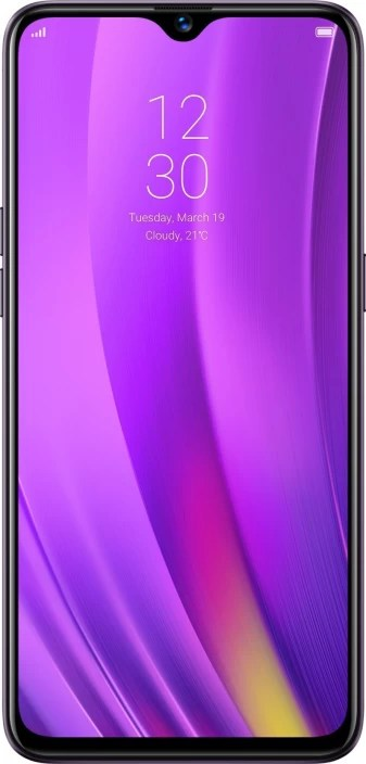 Realme 3 Pro (Lightning Purple, 128 GB)