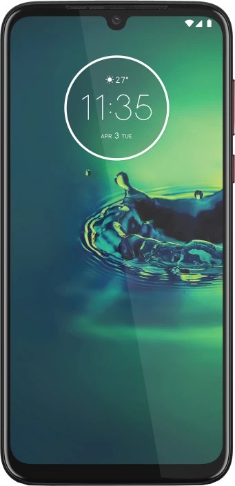 Moto G8 Plus (Crystal Pink, 64 GB)