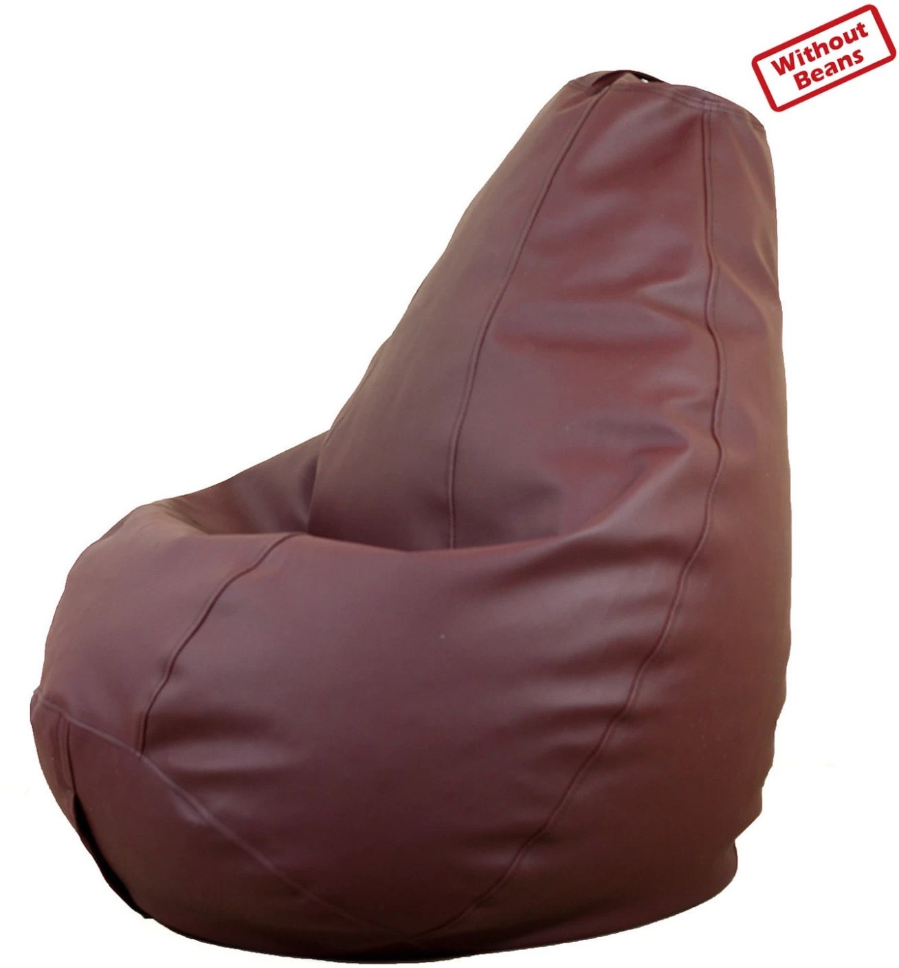 bean bag sofas india ethan allen sectional sofa ohs xxl teardrop cover without beans price in