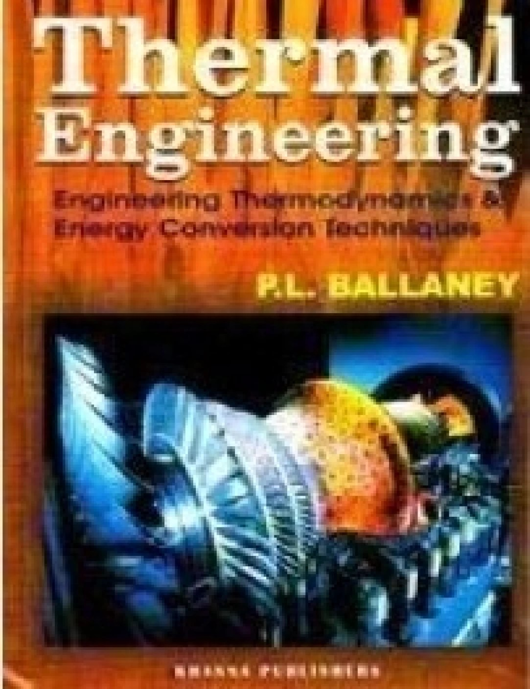 Thermal Engineering Thermodynamics And
