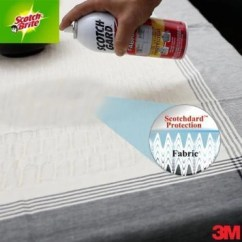 Sofa Fabric Cleaner Uk Turkish Bed 3m Scotchgard Protector Faup01 Vehicle Interior