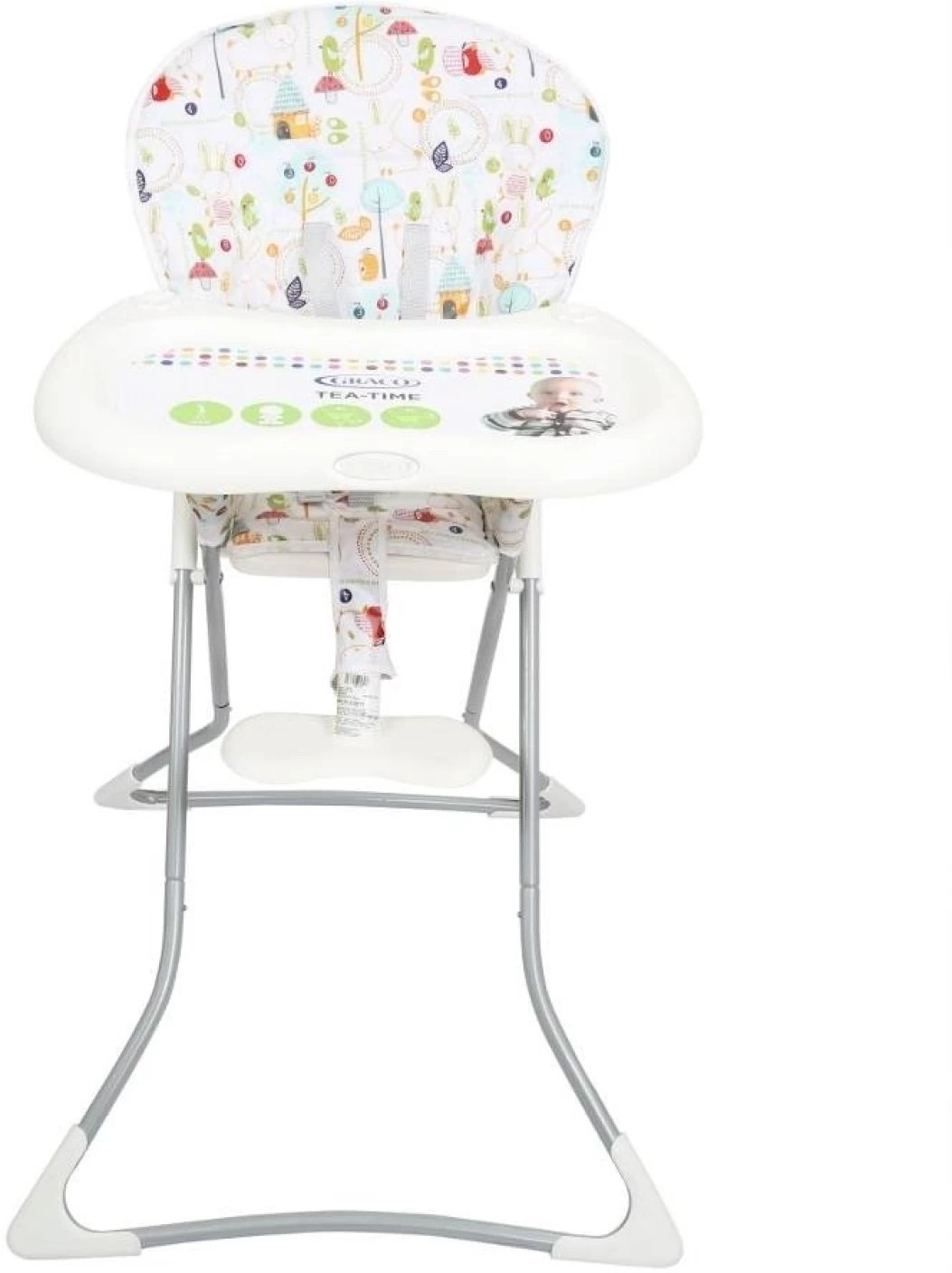 graco high chair cover uk classy bean bag chairs tea time hide and seek buy baby care
