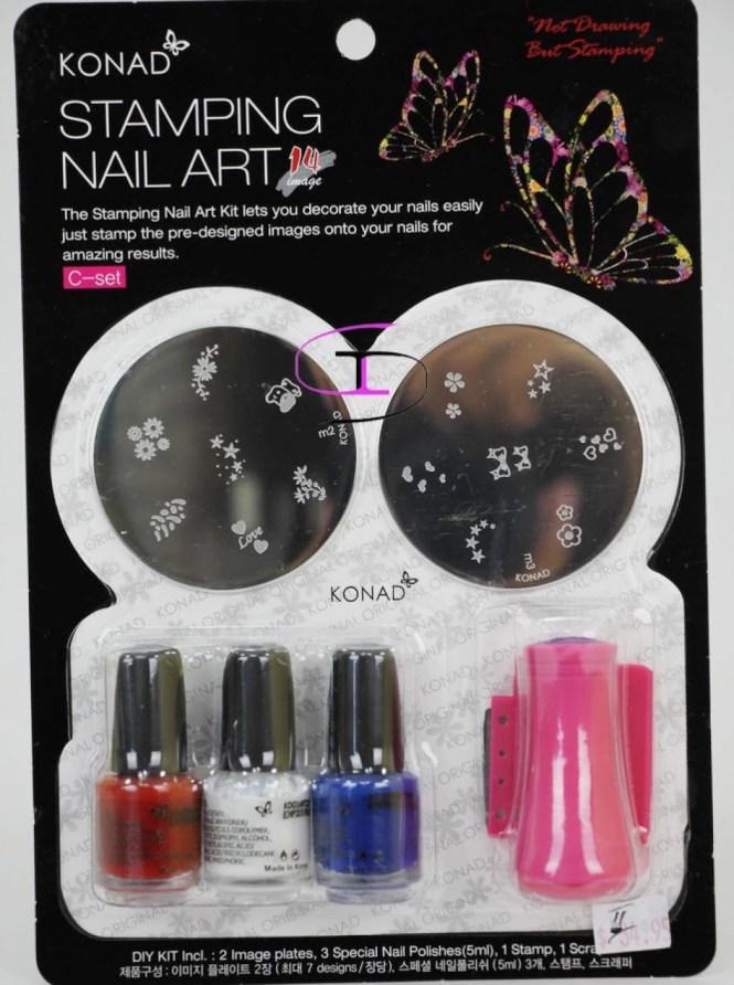Nail Art Sting Ster Ser Set Polish Decoration Tool Kit For Kids S Women Soft