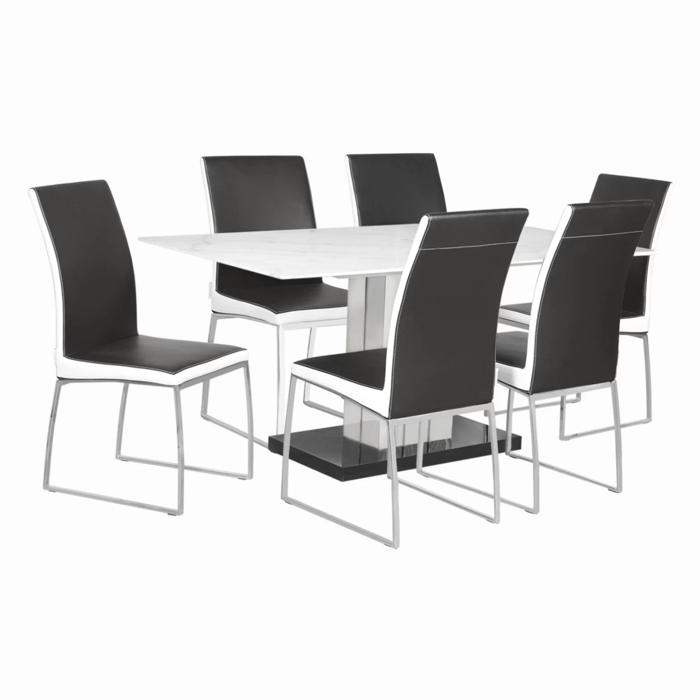 steel chair buyers in india price delhi godrej interio novel and marvel dining set stone 6 seater