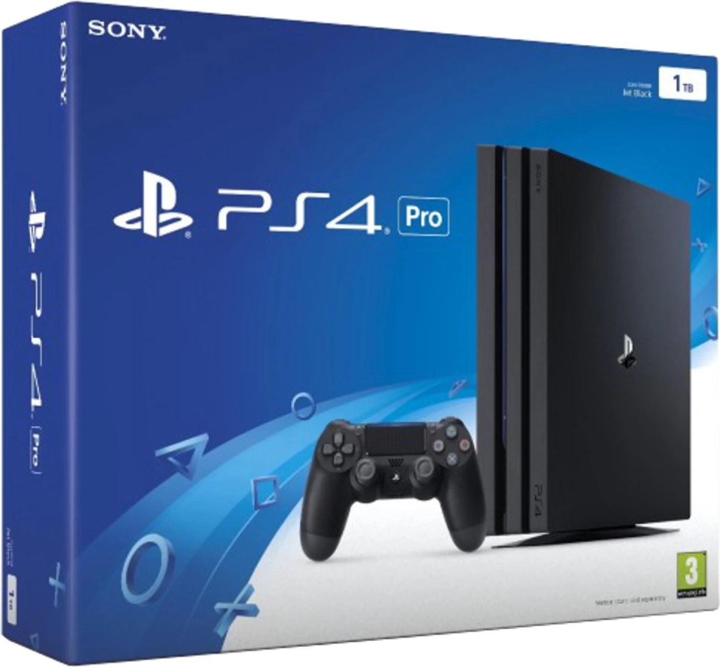 Pro Sony PlayStation 4 PS4
