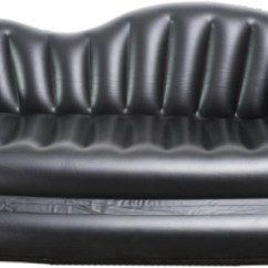 Inflatable Double Sofa Bed Mattress Seat W Pump Indian Set Pictures Telebrands Cum Air Lounge Pvc Multipurpose ...