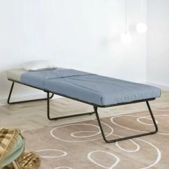 Steel Chair Flipkart Windsor Kits Camabeds Smart Guest Folding Bed Metal Single Price In