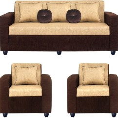 Sofa Sets Online Uk Mcguire Antalya Bharat Lifestyle Fabric 3 43 1 Cream Set Price In