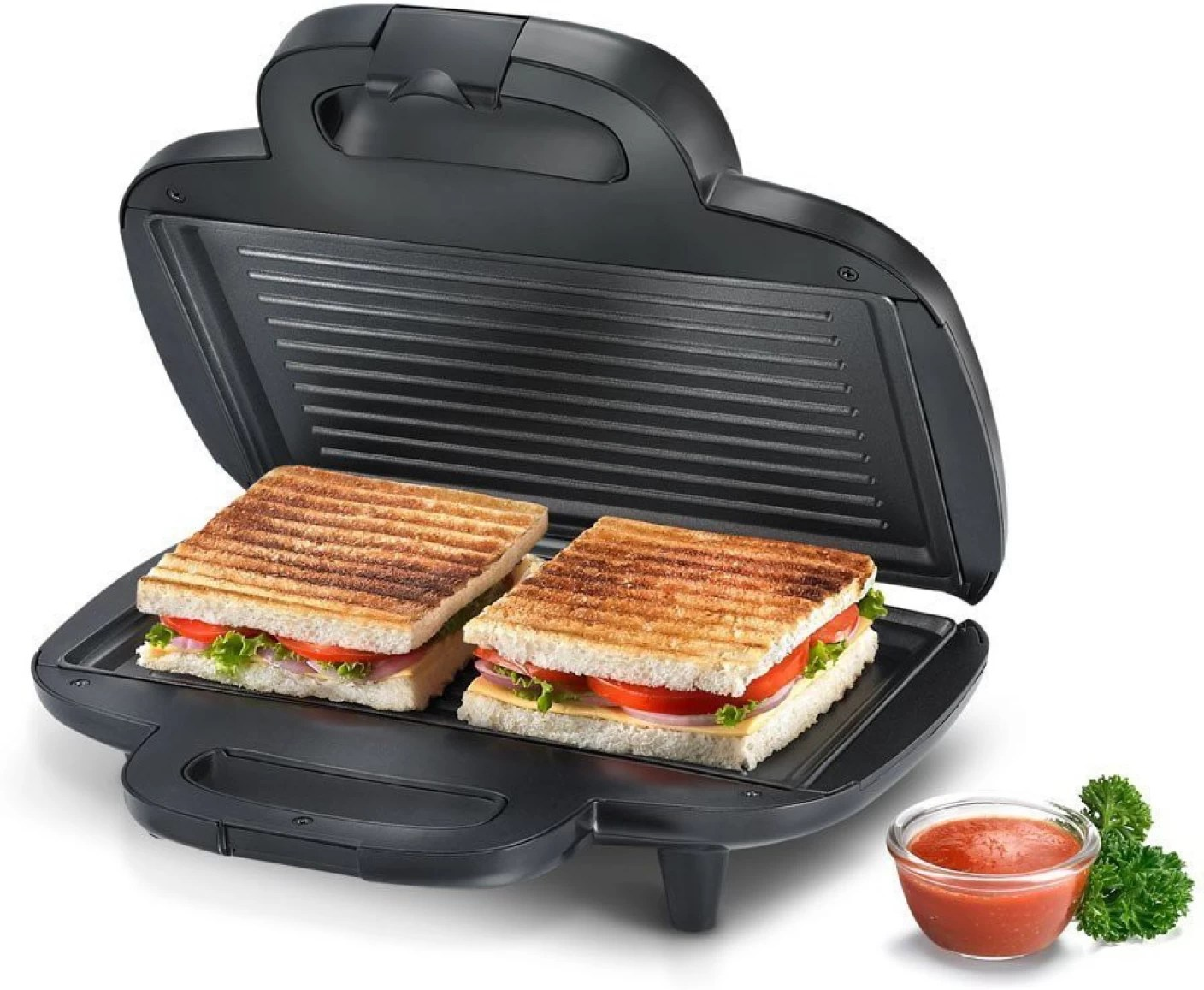 Prestige Sandwich Toaster Pgmfd With Fixed Grill Plates In India