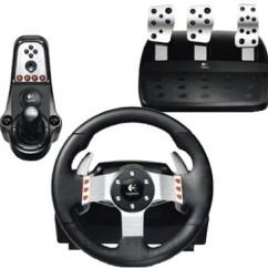 Steering Wheel Pc Cable Tv Wiring Diagram Logitech G27 Racing Flipkart