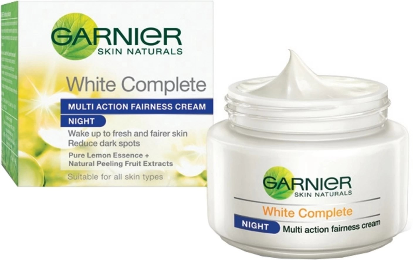 Cream Face Fresh Whitening