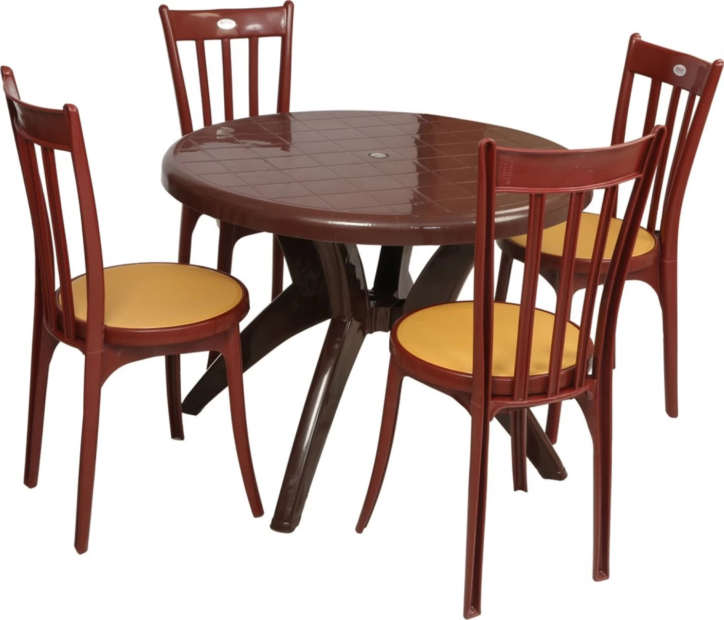 plastic table and chair set folding outdoor supreme teak wood price in india