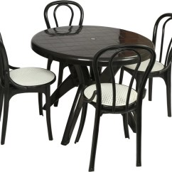 Dining Chair Covers Set Of 6 India Great Windsor Supreme Black Plastic Table And Price In