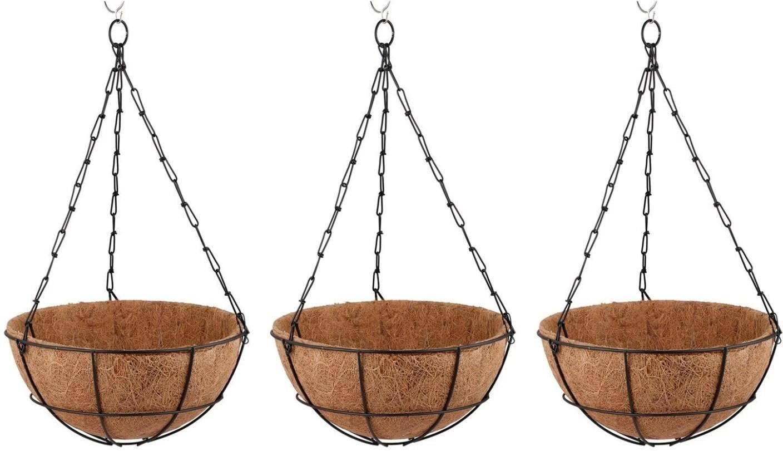 hanging chair flipkart plastic shower minerva naturals coir plant container set price in