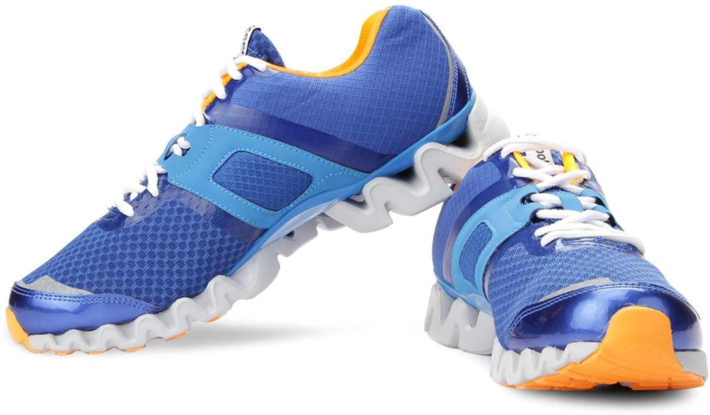 Reebok Zigtech 3.0 Running Shoes Men - Blue Color