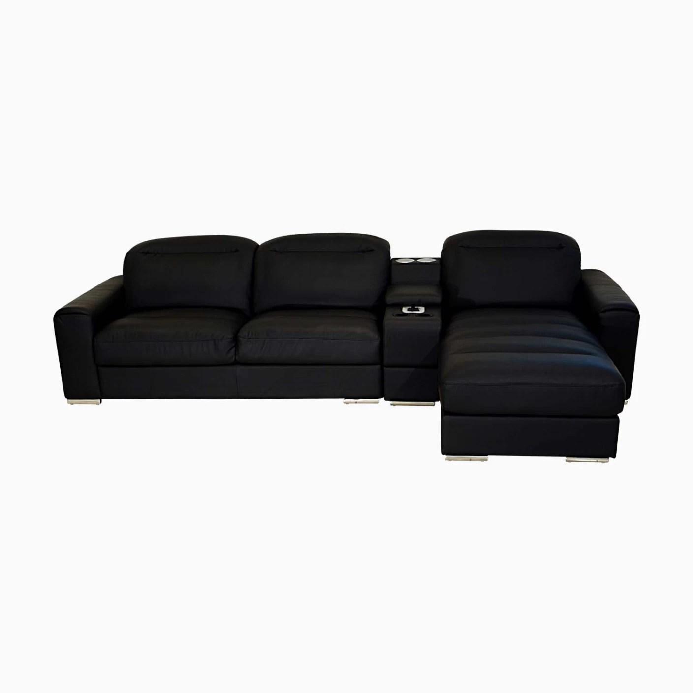 io metro sofa review restoration hardware belgian clic roll arm slipcovered godrej interio acoustica l shape blk leatherette 3